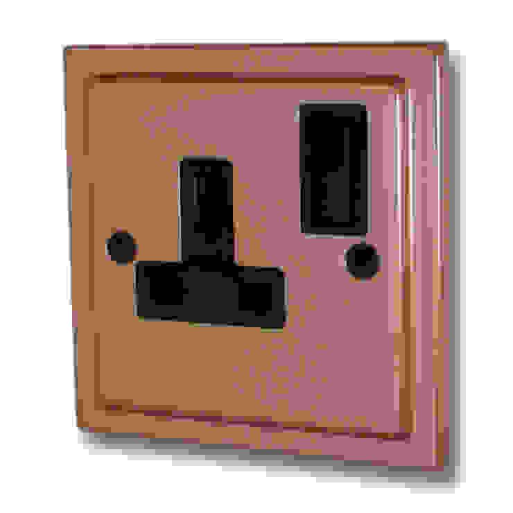 Copper Sockets and Switches Socket Store HaushaltAccessoires und Dekoration