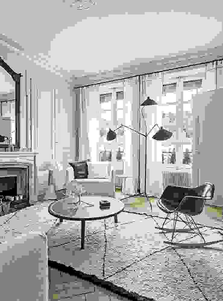 Skandinavische Wohnzimmer von Design for Love Skandinavisch