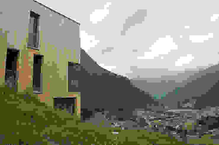 EXIT architects Maisons modernes