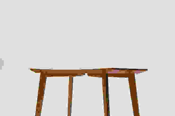 박하수 BedroomDressing tables Wood Yellow