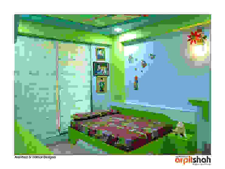 Hirenbhai@Gandhinagar: classic  by ARPIT SHAH PROJECTS OPC PVT LTD.,Classic Leather Grey