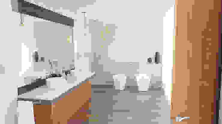 Ванные комнаты в . Автор – uArchitekta,