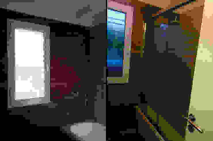 Baño Baños modernos de MONARQ ESTUDIO Moderno