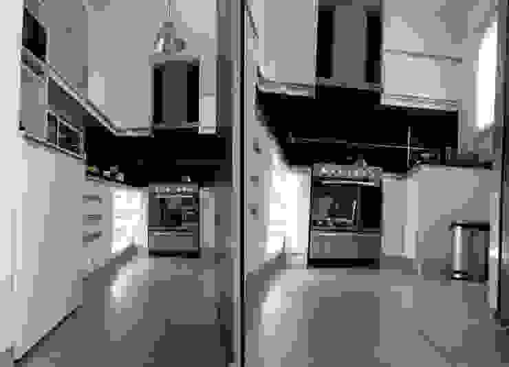 Cocina Cocinas modernas: Ideas, imágenes y decoración de MONARQ ESTUDIO Moderno