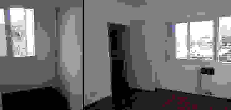 Dormitorio Dormitorios modernos: Ideas, imágenes y decoración de MONARQ ESTUDIO Moderno