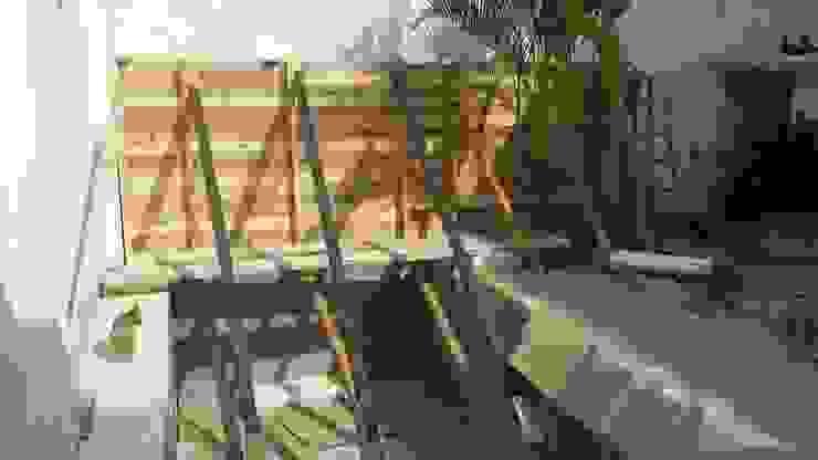 Piscina Piletas modernas: Ideas, imágenes y decoración de FILIPPIS/DIP - DISEÑO Y CONSTRUCCION Moderno Hormigón