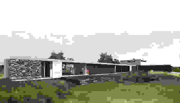Coletivo de Arquitetos Casas de estilo rural