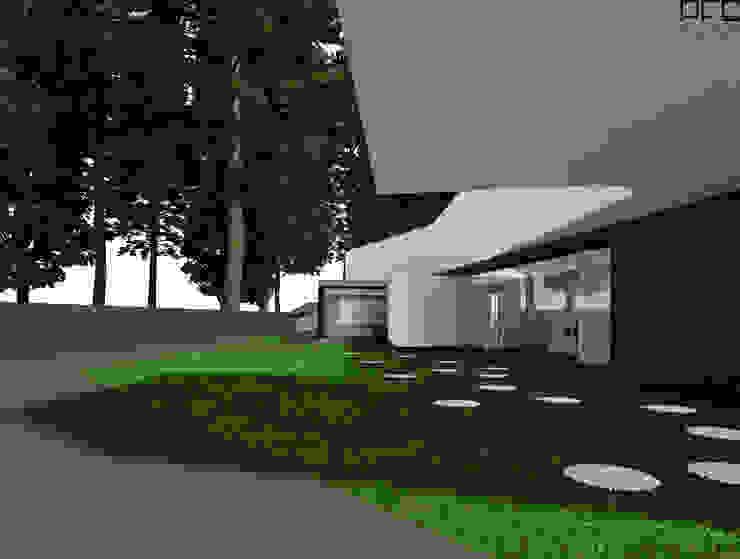ACADEMIA BRUNO ALVES_PÓVOA DE VARZIM_2010 Escolas minimalistas por PFS-arquitectura Minimalista