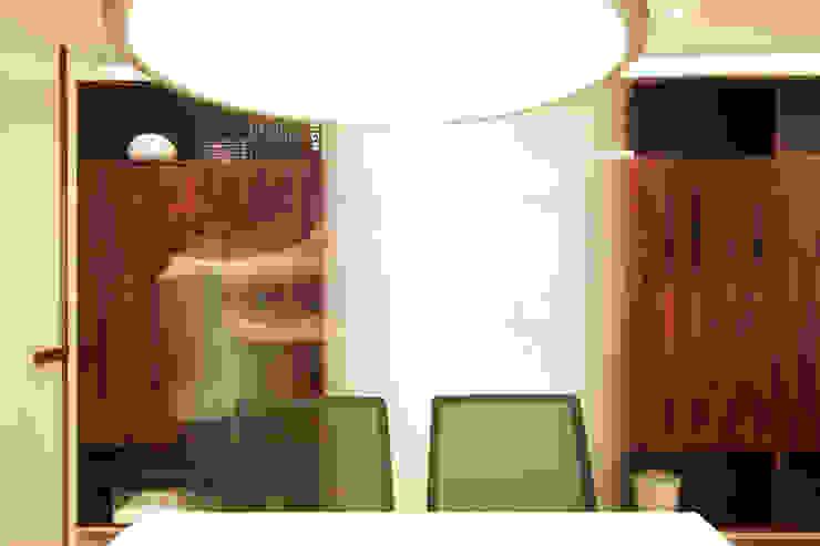 Coletivo de Arquitetos Studio minimalista
