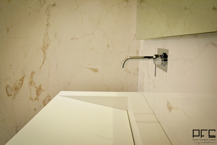 Bathroom by PFS-arquitectura,