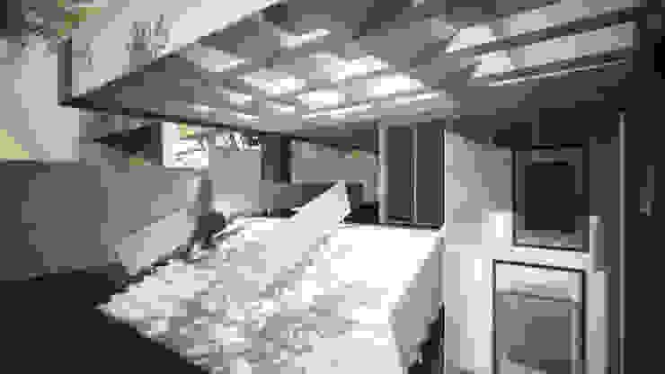 Coletivo de Arquitetos Gedung perkantoran