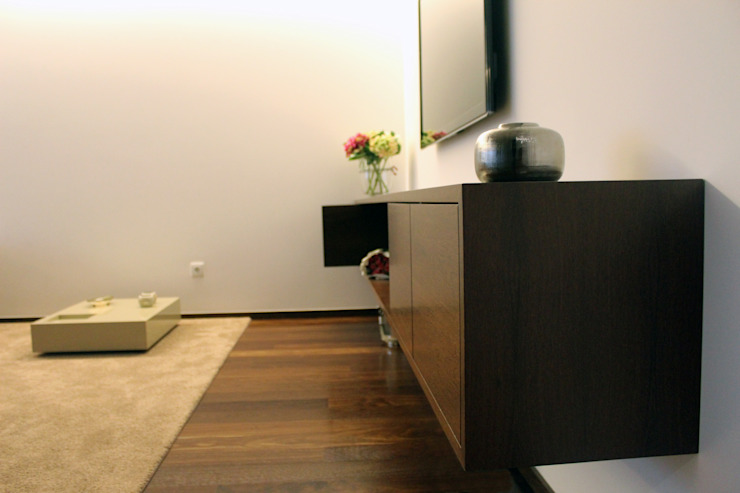 PFS-arquitectura Modern Living Room