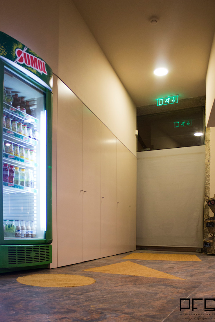 PFS-arquitectura Modern gastronomy