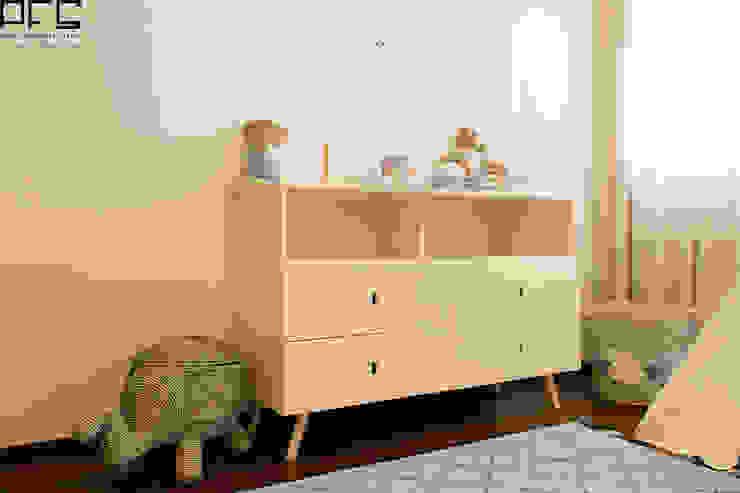 PFS-arquitectura Дитяча кімнатаАксесуари та прикраси