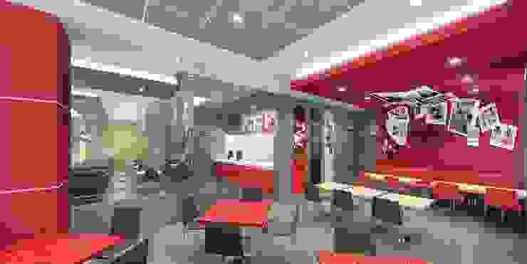 KFC ARMENDARIZ de ARKILINEA Moderno