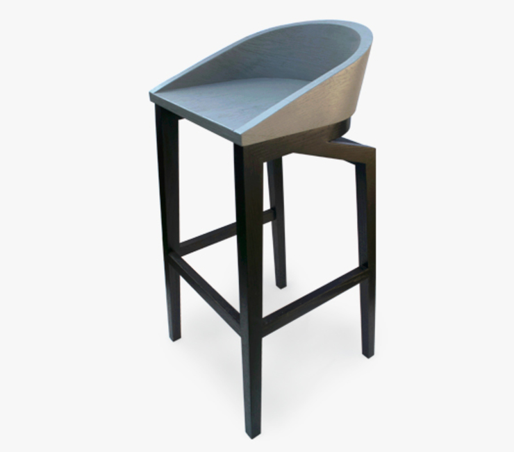 modern  by Herm & Bleu, Modern Solid Wood Multicolored