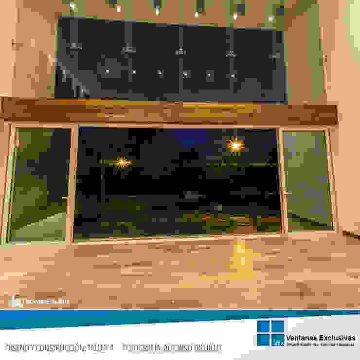 Calidez Permanente de Ventanas Exclusivas Guadalajara Moderno