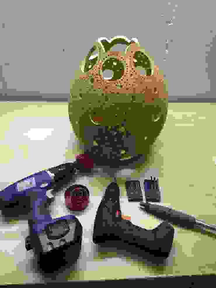 Schritt 5 Atelier Pumpkin-Art WohnzimmerBeleuchtung