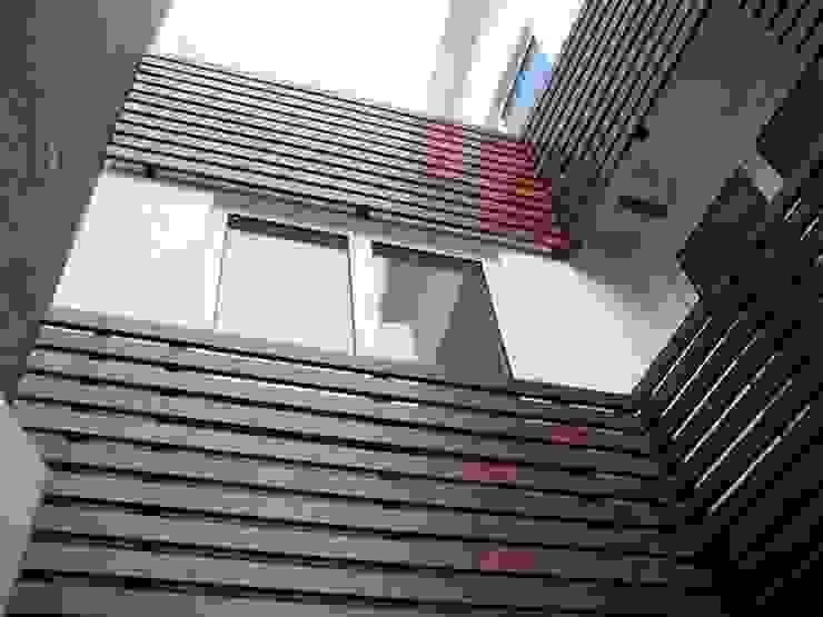 Casas de estilo mediterráneo de Arquitecto Aguiar Mediterráneo