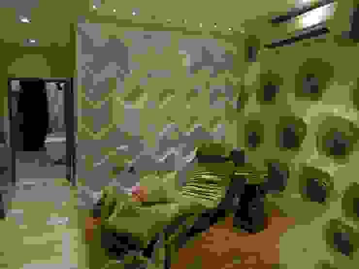 high end house interior Modern study/office by Vinyaasa Architecture & Design Modern