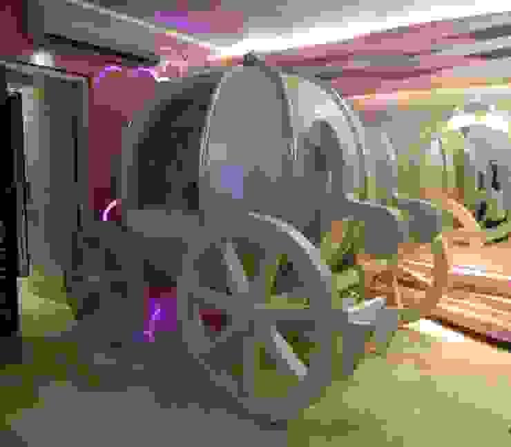 high end house interior Modern nursery/kids room by Vinyaasa Architecture & Design Modern