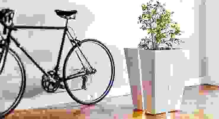 Ambientebild Pflanzkübel mit LED-Beleuchtung DEPARSO