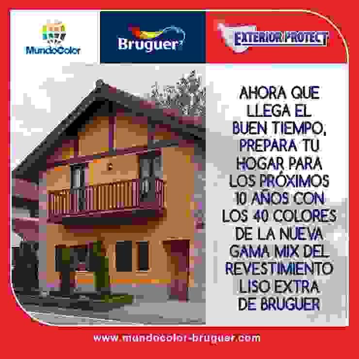 MC CONSERVACIÓN Y RESTAURACIÓN, S.L. Modern Houses