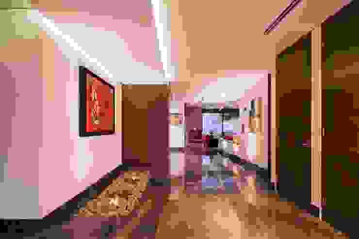Minimalistyczne ściany i podłogi od URBN Minimalistyczny