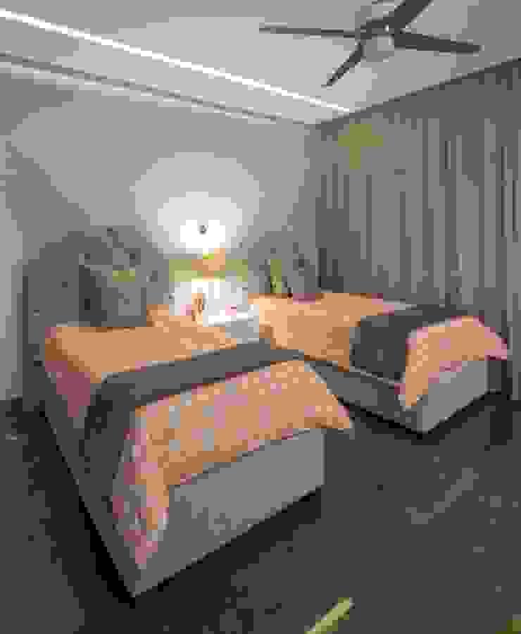 URBN BedroomBeds & headboards