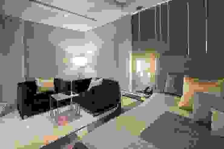 Sala de la recámara URBN DormitoriosCamas y cabeceras