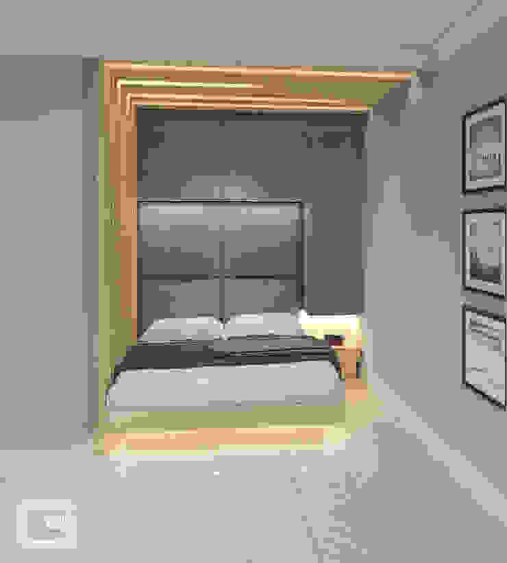 Giovani Design Studio Classic style bedroom