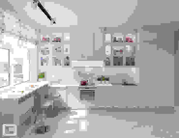 Giovani Design Studio Classic style kitchen