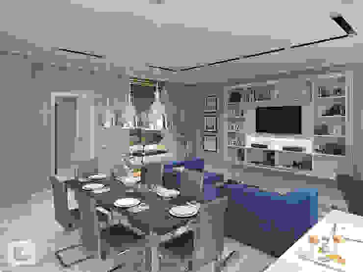 Giovani Design Studio Classic style dining room