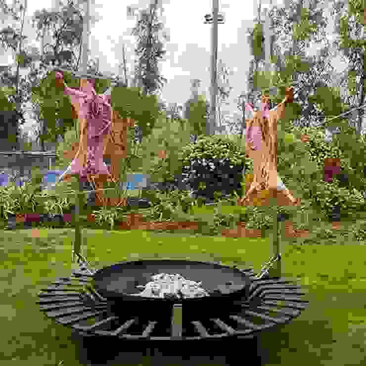 花園 by Walter Ringeling Diseño & Mobiliario,