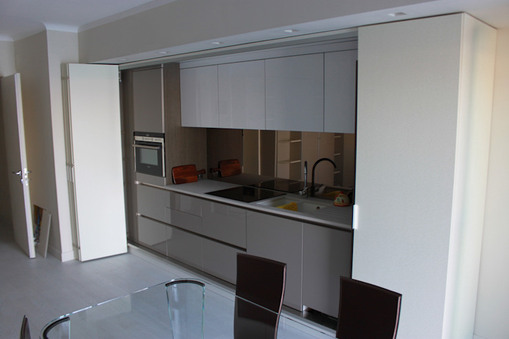 SIZEDESIGN SMART KITCHENS & LIVING 客廳儲藏櫃