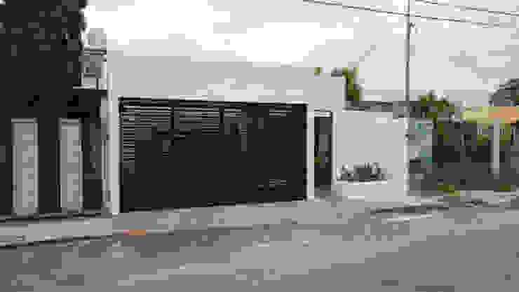 Fachada de RecreARQ Construcciones