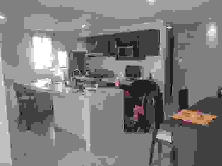 Cocina de RecreARQ Construcciones