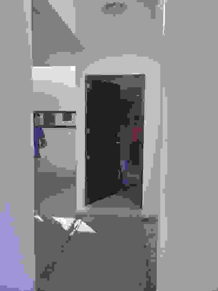 Acceso de RecreARQ Construcciones