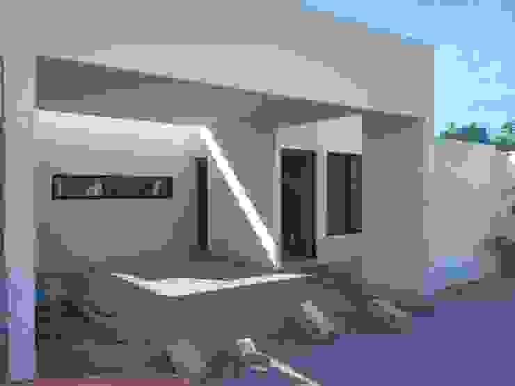 Detalle entrada de luz de RecreARQ Construcciones