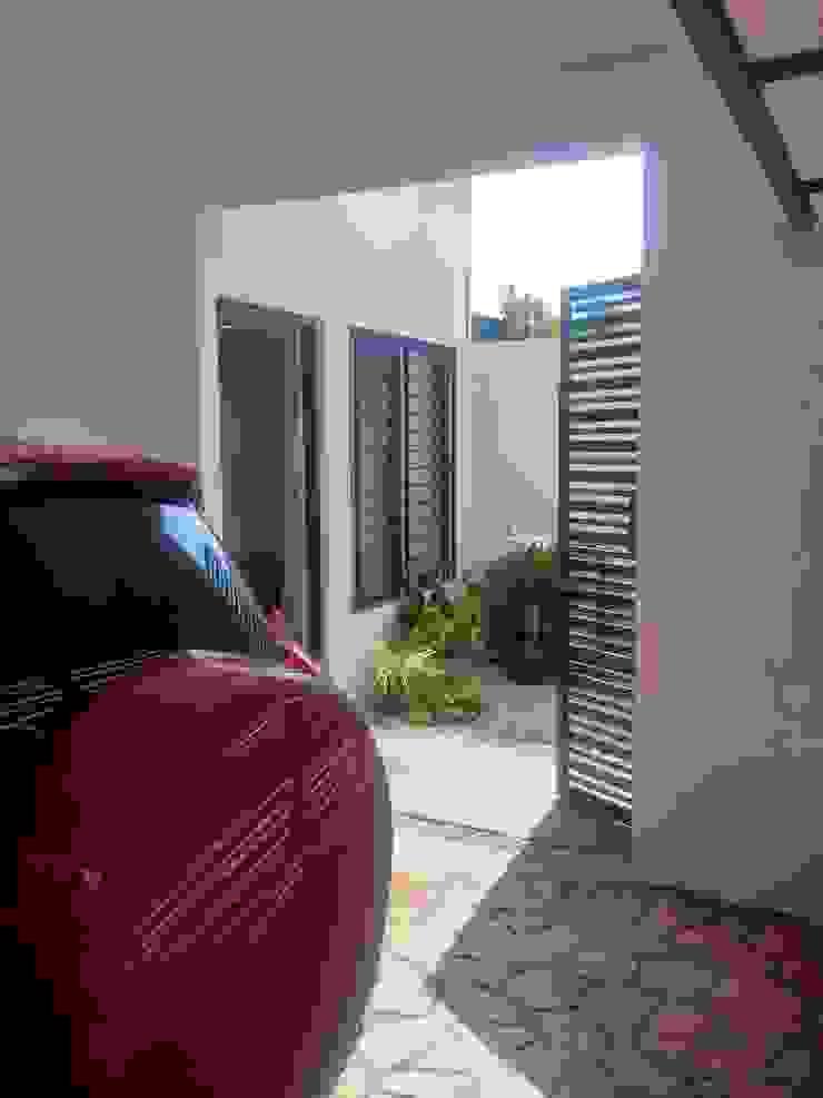Detalle jardín de RecreARQ Construcciones
