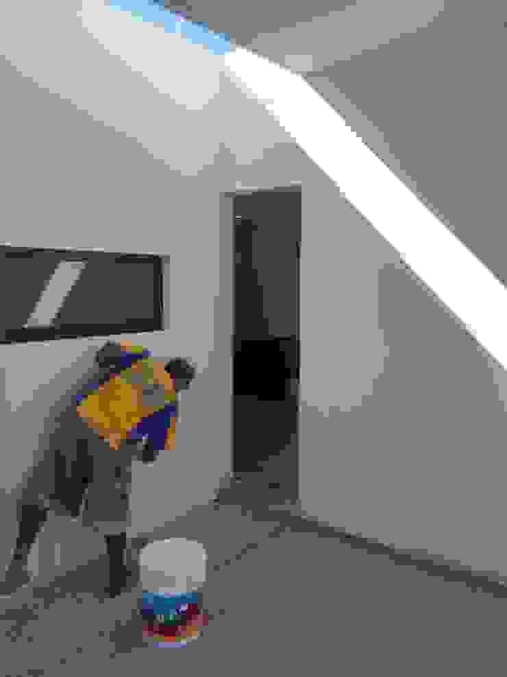 Detalle pintura de RecreARQ Construcciones