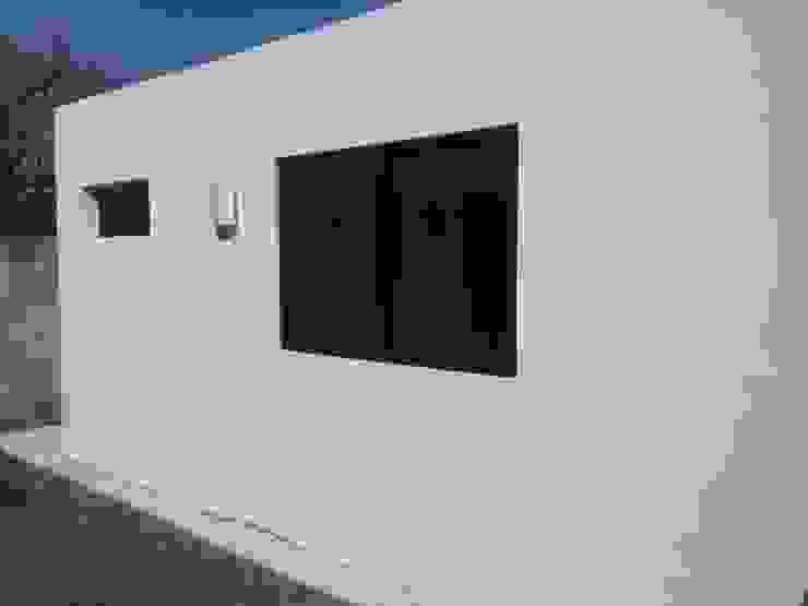 Vista patio de RecreARQ Construcciones