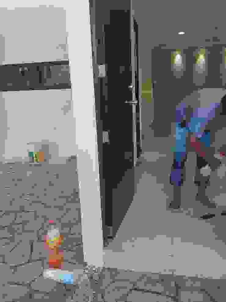Detalles limpieza final de RecreARQ Construcciones