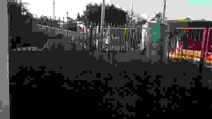Garage antes de la intervención de RecreARQ Construcciones