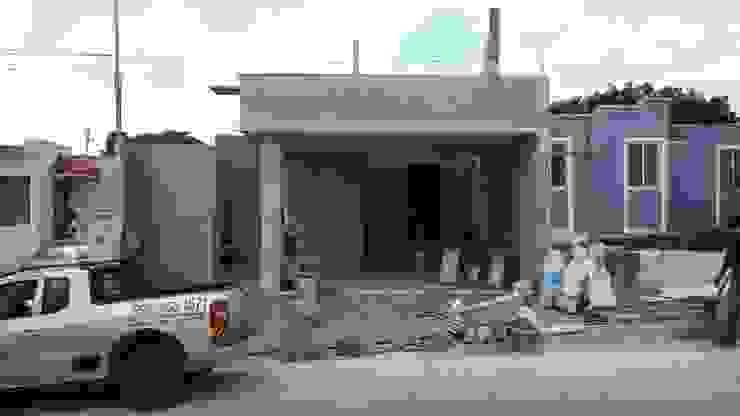 Proceso de construcción de RecreARQ Construcciones