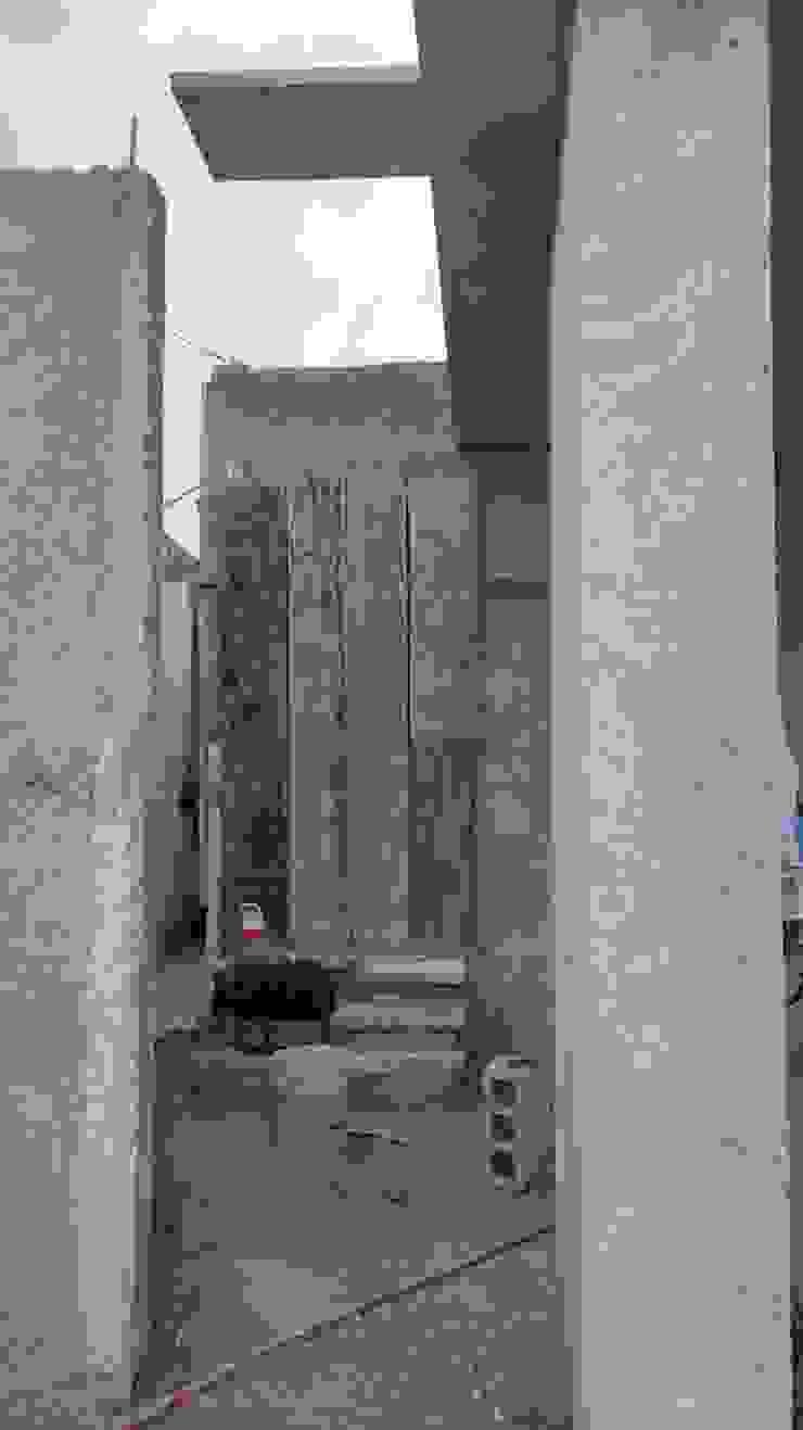 Detalle futuro acceso de RecreARQ Construcciones
