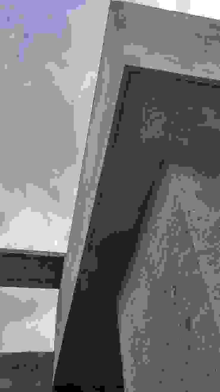 Detalle trabes ahogadas de RecreARQ Construcciones