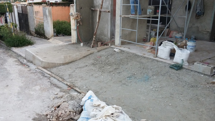 Detalle de rampa de RecreARQ Construcciones