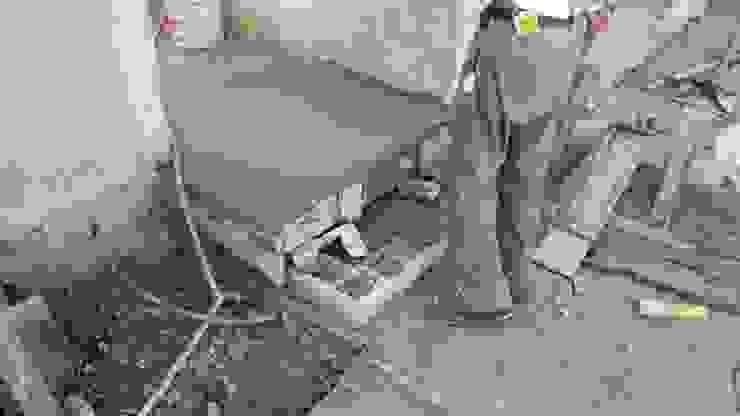 Detalle de forjado de escalones de RecreARQ Construcciones