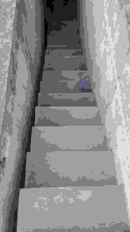 Escalera para 2da ampliación de RecreARQ Construcciones